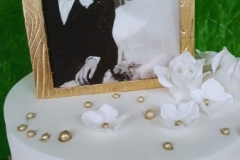 Brian & Maureen - Golden Anniversary Cake