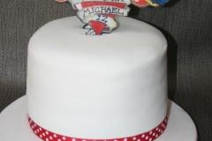 Rockabilly - Anniversary Cake
