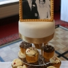 50 wonderful years - Golden Anniversary Cupcakes