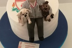 Keith - Liverpool Birthday Cake