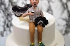 Gary - Scuba Diving 60th Birthday Cake