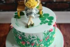 Gwyneth - 80th Birthday Cake