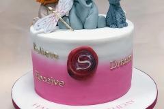 Karen - The Secret 30th Birthday Cake