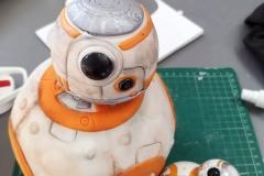 Bram - BB8 Birthday Cake