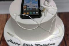 Siobhan - Samsung Birthday Cake