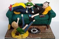 Adam - Sofa / Second Captains Birthday Cake