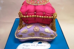 Jasmin - Aladdin Birthday Cake