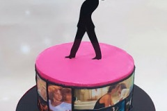 Nichola - Dirty Dancing 40th Birthday Cake