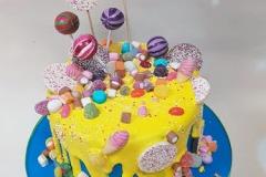 Rory - 30th Birthday Drip Cake