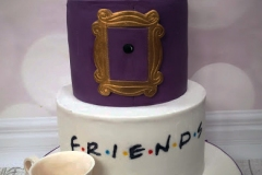 Richie - Friends Birthday Cake