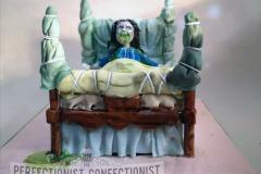 Bren - The Exorcist Birthday Cake