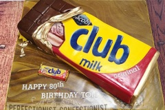 Tom - Club Milk Bar Birthday Cake