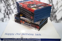 Jack - Playstation Games Birthday Cake