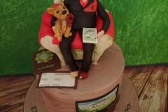 Mark - Retirement Cake / Birthday Cake