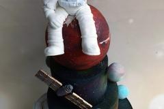 Henry - Spaceman Birthday Cake