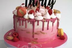 Michelle - Thirtieth Birthday Cake