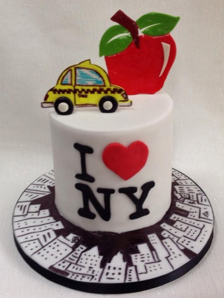 custom kids birthday cakes nyc