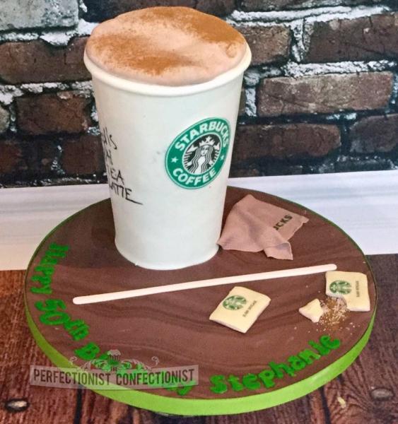 Birthday Cake Tea Latte