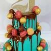 Niamh - 21st Birthday Cake