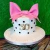 Sinead - Poika Dot 30th Birthday Cake