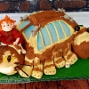 Rioghnach - Catbus & Ponyo 30th Birthday Cake