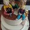 Davina - 40th Birthday Cake
