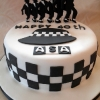 Asa - Madness Birthday Cake