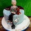 Mollie - 90th Birthday Cake