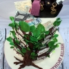 Ailish - 90th birthday family tree cake