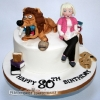 Albert and the Lion - Birthday Cake