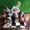 Sandra - Alice in Wonderland Birthday Cake
