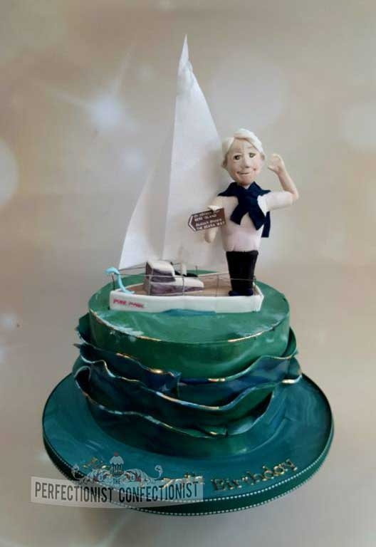 Bere Island - 70th Birthday Cake