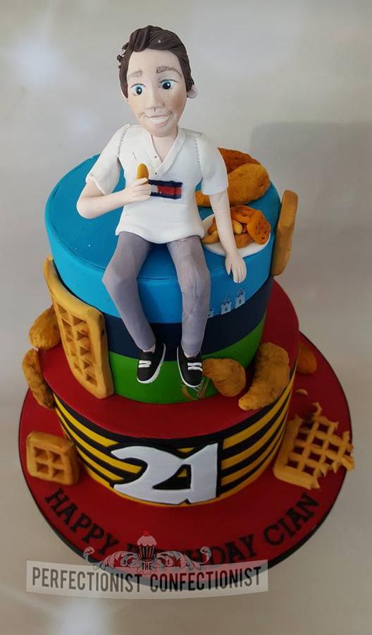 Cian - 21st Birthday Cake