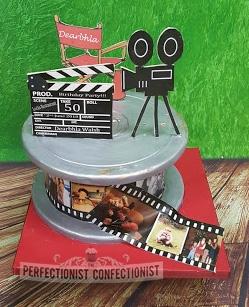 Dearbhla - Director Birthday Cake