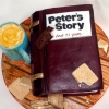 Peter - Book Birthday Cake