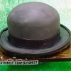 Bowler Hat Birthday Cake