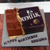 Shauna - Dairy Milk Bar Birthday Cake