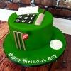 Ray - 70th Cricket Birthday Cake