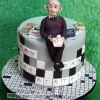 Crossword Fiend - 90th birthday cake
