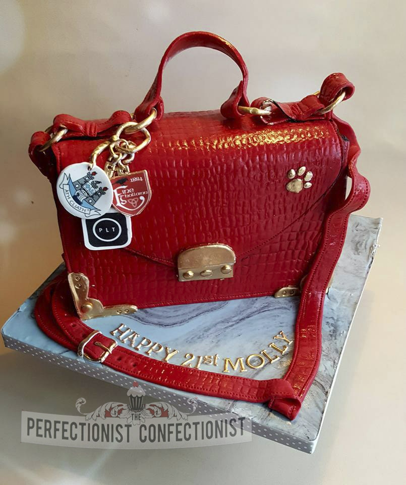 Molly - 21st Birthday Handbag Cake