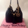 Emma - Michael Kors Handbag Birthday Cake