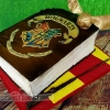 Maria - Harry Potter Birthday Book Cake