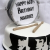 Maurice - Beatles Birthday Cake