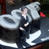Michael - 007 James Bond Birthday  Cake