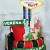 Vegas Baby - Birthday Cake
