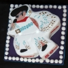 Paul - Elvis Birthday Cake