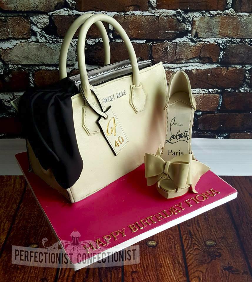 Fiona - Michael Kors Handbag Birthday Cake