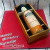 Nathalie - Midleton Whiskey Birthday Cake