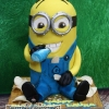 Laura - Minion Birthday Cake