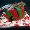 Nightmare on Elm Street / Freddy Krueger Birthday Cake